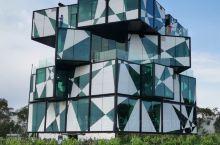 黛伦堡魔方酒庄d'Arenberg Cube,与众不同的魔方设计使它成为了网红打卡地。  每一层都经