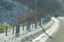 2019年北海道的第一场积雪