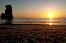 泰国,申米,盛泰澜别墅度假酒店私家海滩落日