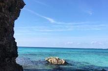 宫古岛砂山沙滩,中的岛海岸,都非常美,最美当属与那霸沙滩来间岛太鸡肋,展望台在装修,网红饭店排长队。