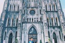 探路越南河内行走第二天 一座弥漫着咖啡香的城市   圣若瑟大教堂 还剑湖镇国寺、升龙皇城、越南外交部
