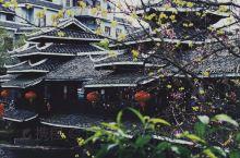 桂林世外桃源是以陶渊明《桃花源记》为原型,建造的一个景点。  进入的方式很特别,需要先乘坐轻舟,游览