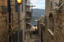 圣地之旅~以色列 四大圣城之一的萨法德小镇,代表空气,被CNN评为全球最美小镇之一,神秘的老城,保留