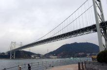 日本北九州之旅,关门大桥对面就是当年签约地,缅怀历史,奋发图强!