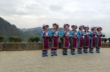 值得一去,运气很好,遇见很多的小姐姐表演彝族舞曲