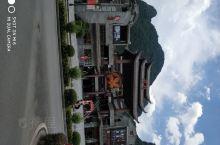 桂林漓江的九马画山和阳朔的巨大绣球