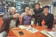 约翰内斯堡的一家华人餐厅