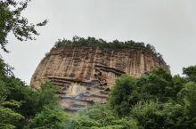 【天水麦积山】宏伟历史建筑,鬼斧神工。太振憾了!高142米、存221座洞窖、10632佛像石雕! 那