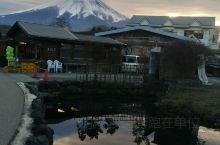手机随手拍摄,竟如此绚丽多彩,富士山