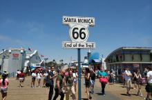 《2109暑期北美亲子之旅》第三站:圣地亚哥  洛杉矶之旅,最爱还是66号公路,有天涯海角的风情,更