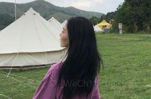 武汉周边游之露营烧烤篇 拍摄地点:云雾山蓬客露营湖畔营地 我们是两个人去的然后在携程定了一个套票38