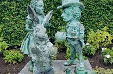 新西兰汉密尔顿花园的英伦主题园艺