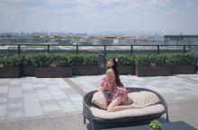 来帝都住最优雅的酒店|融合典雅现代——文华东方酒店 ①︎北京的文华东方酒店终于推出下午茶啦,在露台上