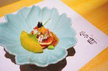 位于宝龙一城L4空中花园,电影院对面的莺时TOKI,吃完这样一餐精致美味的日式铁板料理之后,是让人能