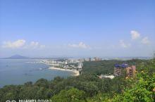 看到别人朋友圈发的青州岛图片,误以为是山东省的青州,哈哈哈!觉得挺美的,就过来看看!真的很美!