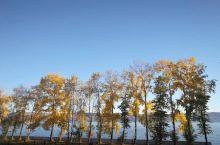 西伯利亚的明眸在秋日阳光下熠熠生辉 感受的时间有多久,有多远,距离哈尔滨3300公里。你好,斯柳江卡