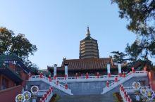香山,植物园,卧佛寺,八大处览胜