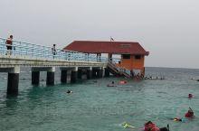 在马来西亚的热浪岛,国家海洋公园!