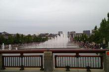 喷泉景观很好看