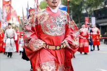浙江,西塘一年一度的汉服节,我来了梦回大汉。