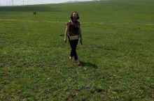 宽阔的大草原,心情美美哒