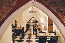 马尔默Malmö具有中世纪气息的历史建筑酒店Mayfair Hotel Tunneln,作为酒店已有