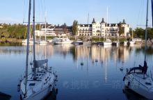 从康有为的的故居开始,看惬意斯德哥尔摩
