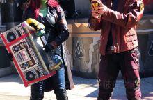 银河护卫队-任务:突围!加州迪士尼冒险乐园必玩项目,如果只能选择一个项目,那么一定就是它了~  和东