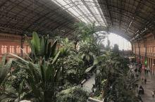 马德里火车站,很有人文情怀