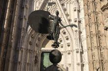 西班牙塞维利亚大教堂