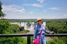 这个冬天,去南美感受阳光!  伊瓜苏大瀑布位于南美洲巴西和阿根廷国界交界处,是世界五大瀑布之一,同时