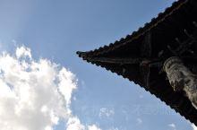 云南的天空和勐焕大金塔