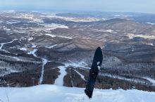 亚布力新体委滑雪场   这几天自驾来,遇上好天气,大锅盔山顶太美了,2022雪卡中国打卡