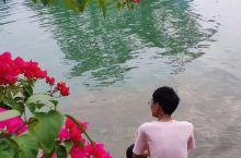 广西百色靖西鹅泉风景区,地方不大,但景色不错。景区设施完善程度一般般。游玩2小时左右就玩完了。主要是