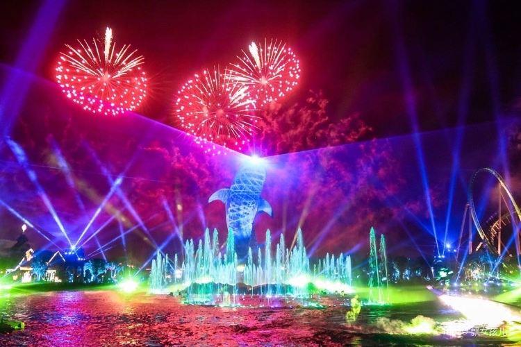 Zhuhai Chimelong Ocean Kingdom3