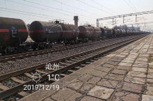 匆匆过客~吴桥火车站