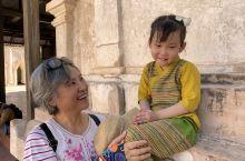 金塔之前,惟虔诚和快乐— 蒲甘阿南达寺/          阿南达寺是缅甸蒲甘城(Pagan)中著名