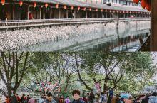 文艺打卡好去处,温州永嘉丽水街,12月27日全新开街,丽水古桥、接官花亭、琴山戏台、水亭祠楠溪石寨的