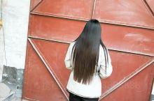 今年刚把头发整好了。跟以前的发型是一样的,但是今年真的是长发及腰啦。