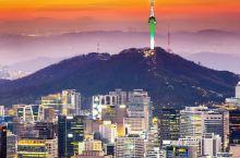 一份旅游高级的韩国首尔
