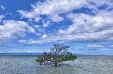 panglao外侧浅滩上的一块沙滩,确切说不是个岛,和旁边教堂岛是连着的,其实只是这一片地域一个相对