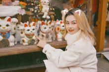 Mew旅行·猫奴们准备好钱包清空吧!清水寺宝藏店铺  从三年坂二年坂小道一路逛到清水寺,形形色色的小
