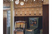 米兰 Fondazione Prada姐妹篇-咖啡馆Bar Luce . 铛铛铛基金会的宝藏点来啦~