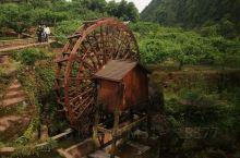 水车,用于灌溉的很好的工具,现在的用途主要是观光旅游