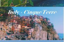 【意大利】【五渔村】悬崖峭壁上的世外桃源  留学三年走过十多个国家的几十个城市,五渔村绝对是我记忆里