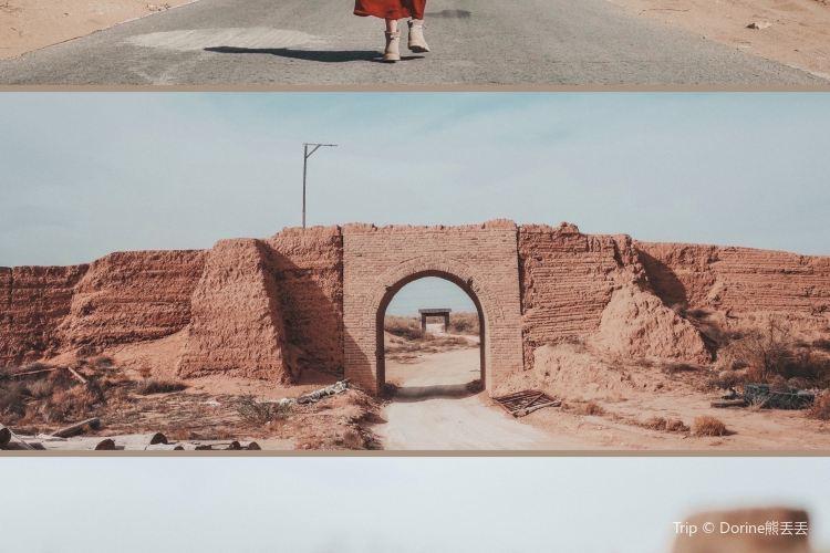 毛烏素沙漠1