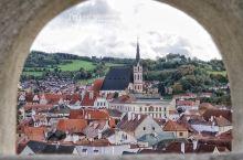💖【捷克CK小镇】旅游手册中许诺的童话小镇💖  ❤️距捷克首都布拉格约160公里,位于波西米亚南部腹