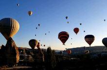 因为一首想要带你去浪漫的土耳其 热气球火了