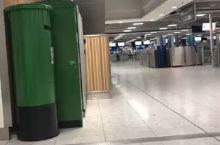 都柏林的机场有邮筒,邮政局真发达呀,哈哈