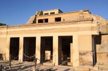参观具有4000年历史的Crete 古遗址。